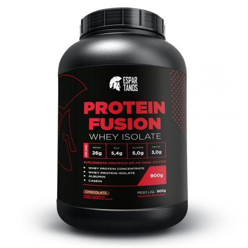 protein fusion whey isolate 900g - espartanos