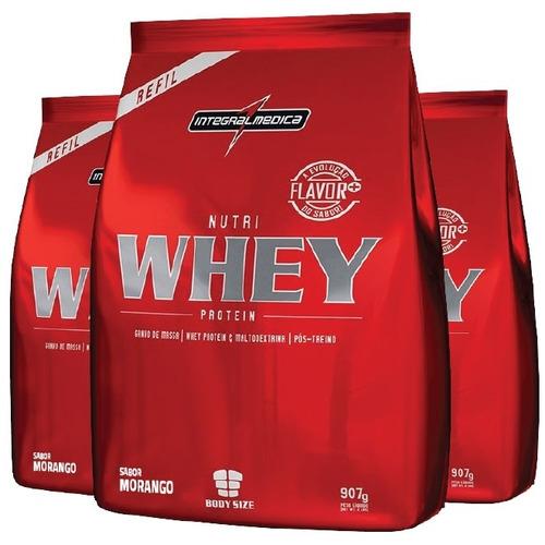 protein integralmédica whey