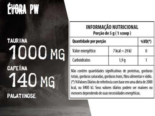 1b710417b Nutri Whey Protein + Pré Treino Evora Pw - Integralmedica - R  161 ...