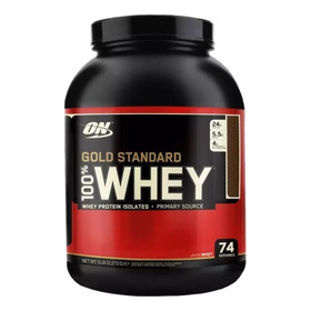 Proteína 100% Whey Gold Standard 5 Lbs