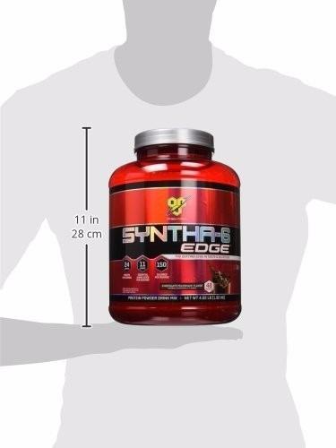 proteina aislada syntha 6 edge 4 lbs bsn
