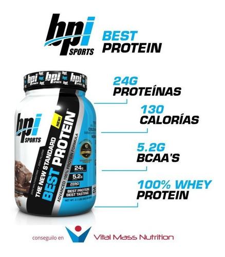 proteina best protein x 2 lbs de bpi sports usa!! envío sin cargo a todo el pais!!