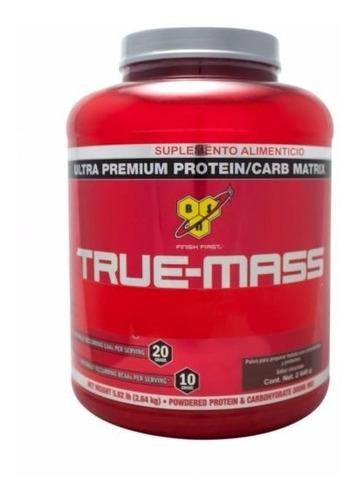proteina bsn true mass 5.75 lbs (2.60 kg)
