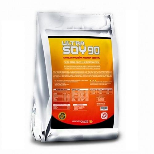 proteina de soya natural 1 kg sin sabor ni endulcorantes