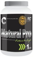 proteina de soya pro natural de megaforce