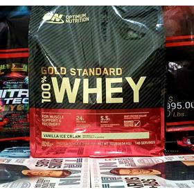 Proteina Gold Standard 100% Whey 10 Libras $7395