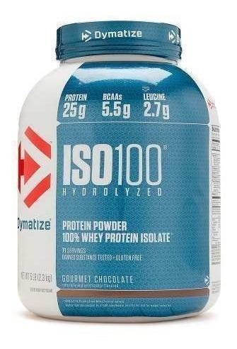 proteina iso 100 dymatize 1.6 libras chocolate