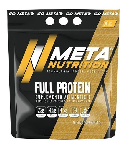 proteina meta nutrition full protein 10 libras 129 porciones