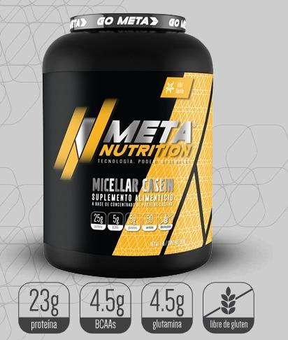 proteina meta nutrition micellar caseina vainilla 4 lb suple
