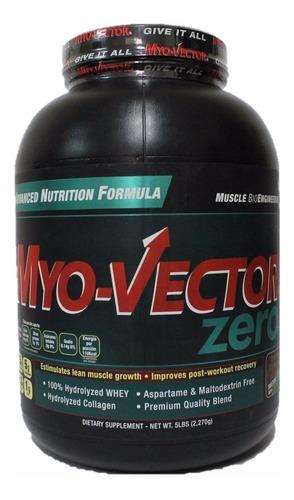 proteina myo vector zero 5 lbs sabor vainilla