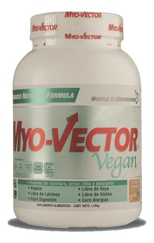 proteina myovector vegan 3 lb 1.5 kg vegana