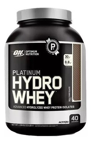 proteina optimum nutrition hydro whey 3.5 lbs