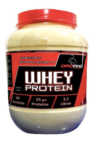 proteina orofino whey 1 kg (30 serv)