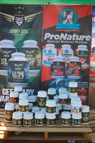 proteína para perros pronature® 55% de salmón 2kg