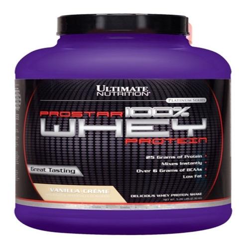 proteina prostar 100% whey 2 kg (80 serv)