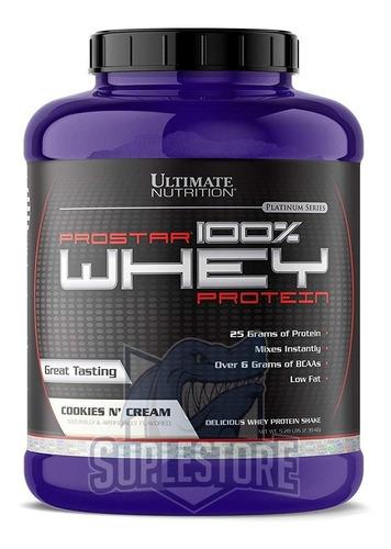proteina prostar 100% whey 5 lb - [6 sabores disponibles]