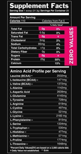 proteina sascha fitness vainilla- todos los sabores