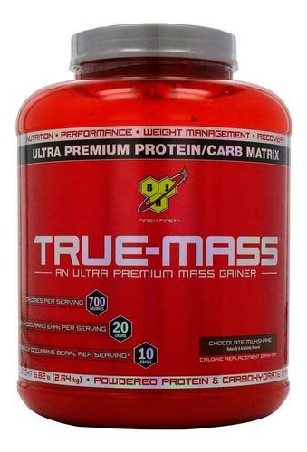 proteina suplemento bsn true mass 5.75 lbs chocolate