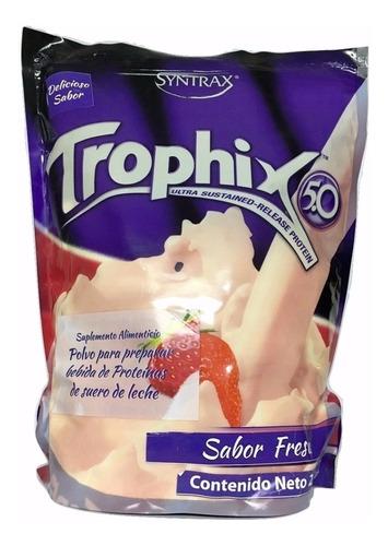 proteina syntrax trophix 5 lbs (2.44 kg) todos los sabores