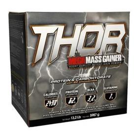 Proteina Thor Mega Mass Gainer - L a $9608