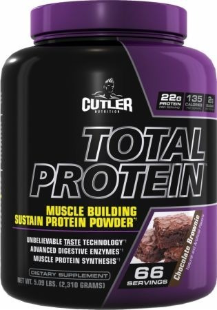 proteina total protein 5 lbs cutler n.! envios a todo chile!