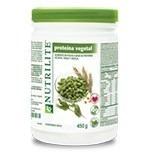 proteína vegetal en polvo