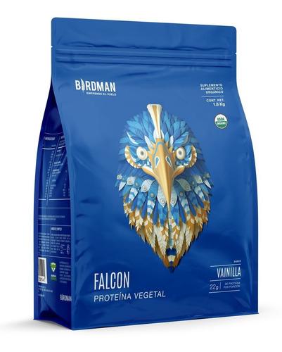 proteína vegetal orgánica polvo falcon protein 1.8kg birdman