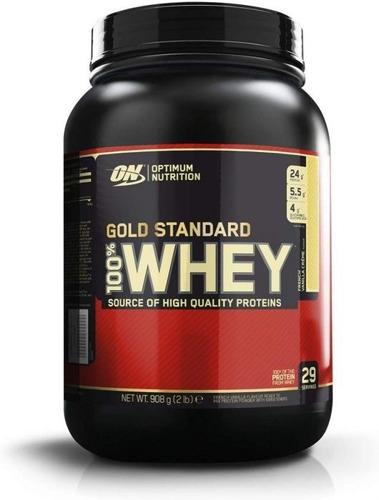 proteina whey gold standard 2,4 lb optimum nutrition