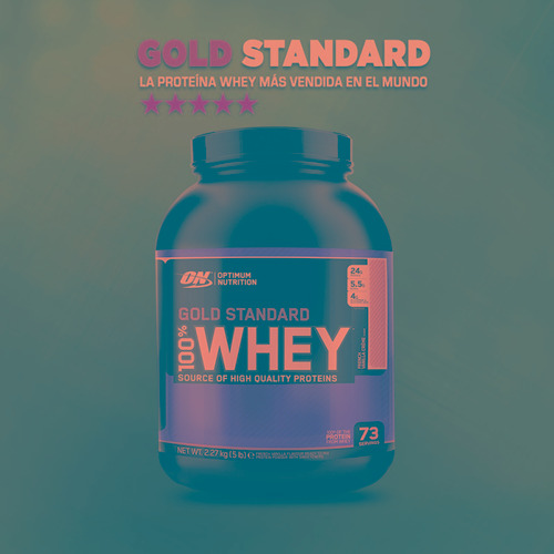 proteina whey gold standard 5lb optimun nutrition on outlet