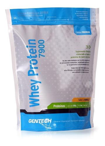 proteina whey proiten 1kg gentech