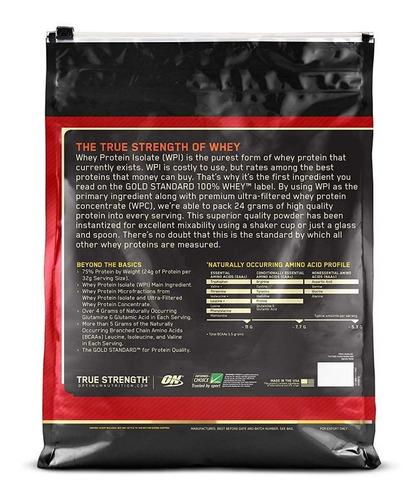 proteina whey protein isolate chocolate 10 lb