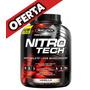 Nitrotech Muscletech 4lb Sabores Oferta