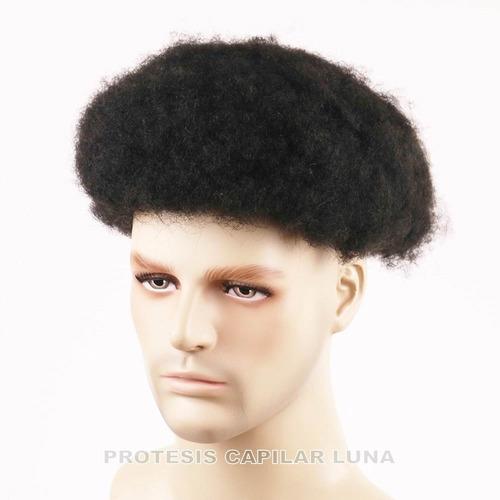 protesis capilar cabello 100 % natural micropiel lima peru