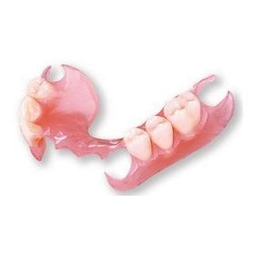 Protesis Completa Dental Flexible Odontologia Por Maxilar