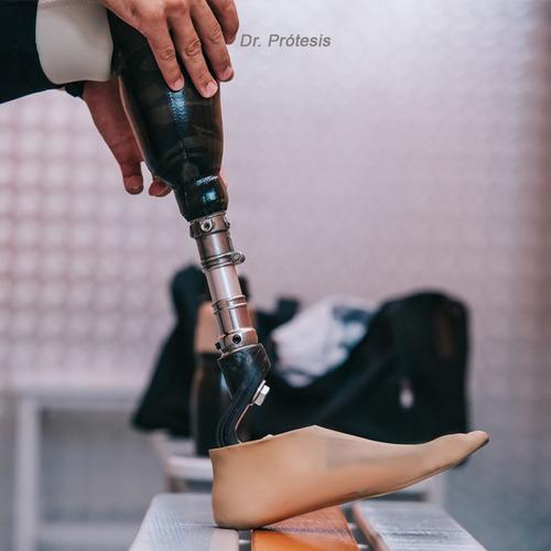 prótesis de pies
