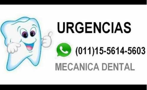 prótesis dentales acrílicos -flexible.