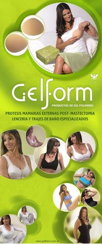 protesis mamaria externa 70 a 100 gelform - zona ramos mejia