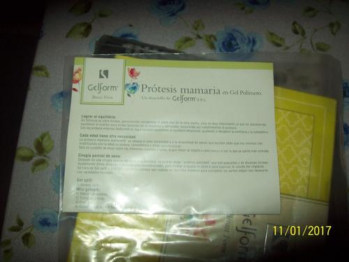 protesis mamaria externa gelform talle 90