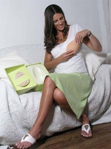 protesis mamaria post mastectomia gel polimero t.75 al 115