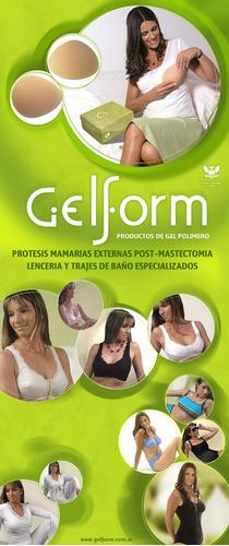 prótesis mamarias externas-modelo gota t 70 gelform