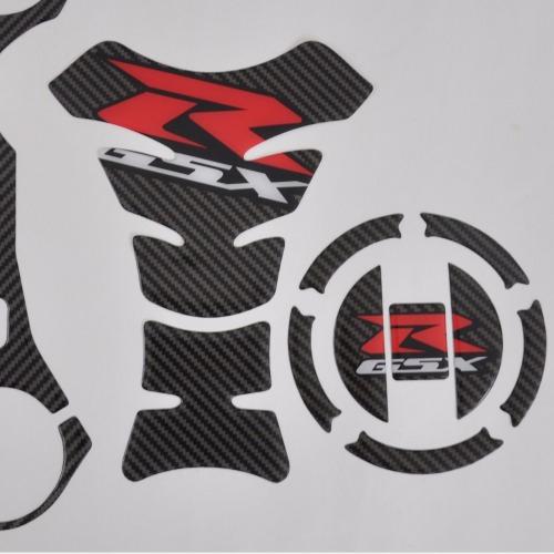 protetor 3d tanque bocal mesa m1 moto suzuki gsx r srad 750