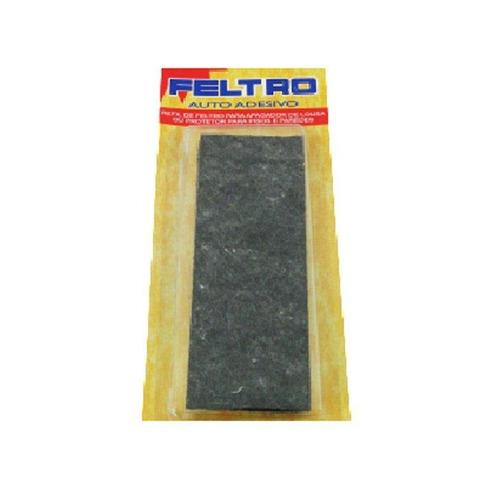 protetor adesivo para móveis hab feltro retangular 51 x 127