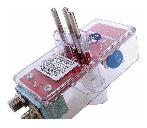 protetor antiraios clamper energia cabotv fretegrátis 2/4 un