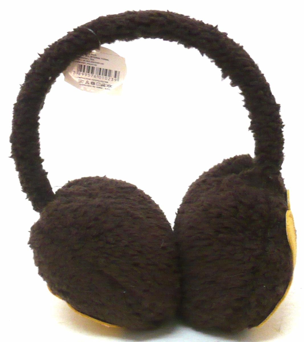 a2b4158de78f5 protetor aquecedor de orelhas infantil frio inverno marrom. Carregando zoom.