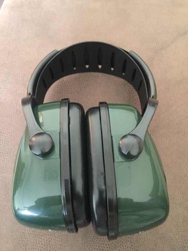 protetor auditiva tipo concha thunder t2