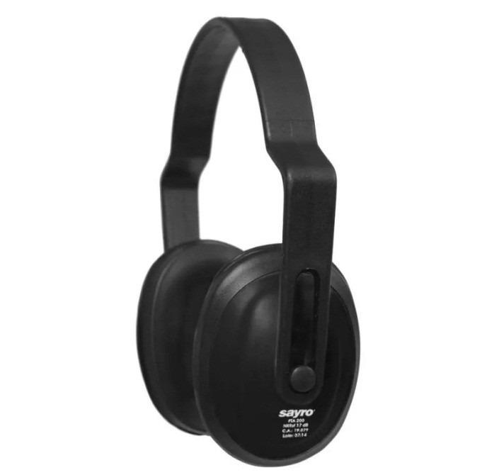 Protetor Auricular Abafador Ruido 16db Tipo Concha Segurança - R  22 ... 366ee0cd5f