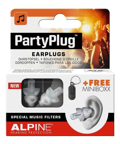 protetor auricular alpine partyplug - escute com qualidade