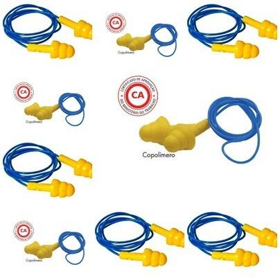 3c70cf6f2f9c3 Protetor Auricular Copolimero Tipo Plug Wurth Kit Com 10 Un. - R  35 ...