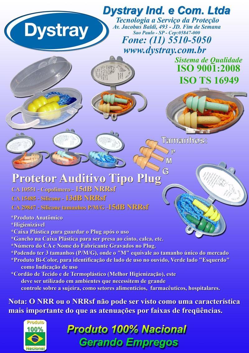 893f5c2edac65 Protetor Auricular Silicone 13db - Pcte C  10 Un. - R  13,09 em ...