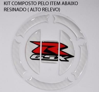 protetor bocal relevo tanque moto suzuki gsx r srad 1000 750